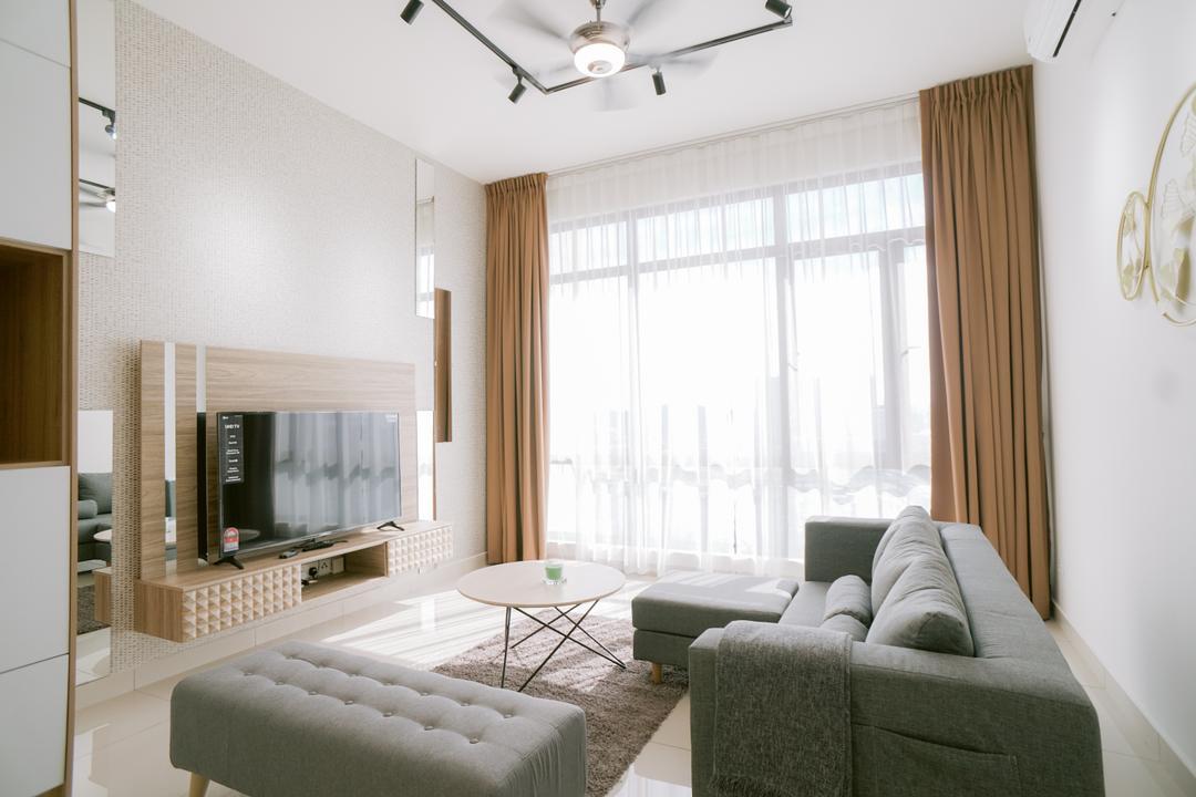 The Park Residence, Bukit Jalil by Lakar Design & Construction