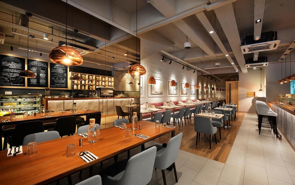 Little Bourke Cafe, TTDI, Commercial, Interior Designer, Goodwinds Interior Design Sdn. Bhd., Modern