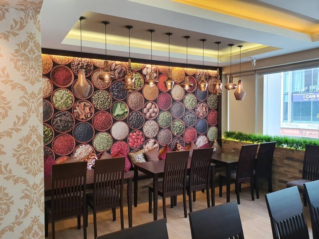 Moments of Spices, Bukit Jalil, Commercial, Interior Designer, Odil Interior Design, Traditional, Modern