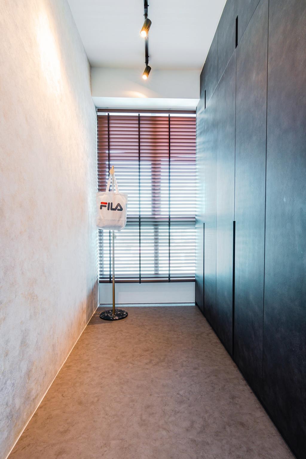 Industrial, Condo, Bedroom, The Canopy, Interior Designer, 9 Creation