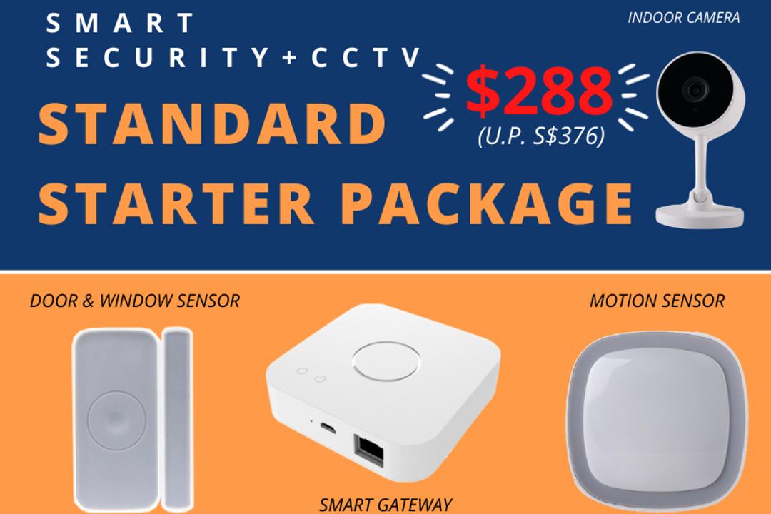 $88 off Standard Starter Package 1