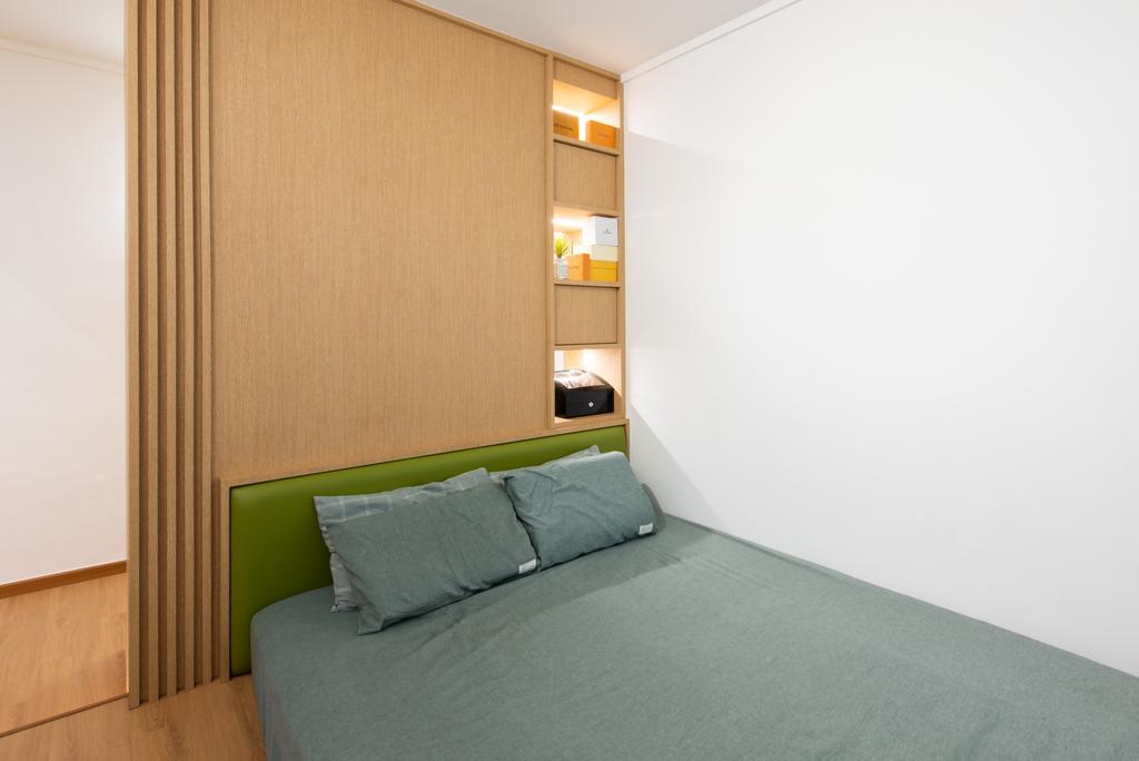 Minimalistic, HDB, Toa Payoh Lorong 8, Interior Designer, Dyel Design