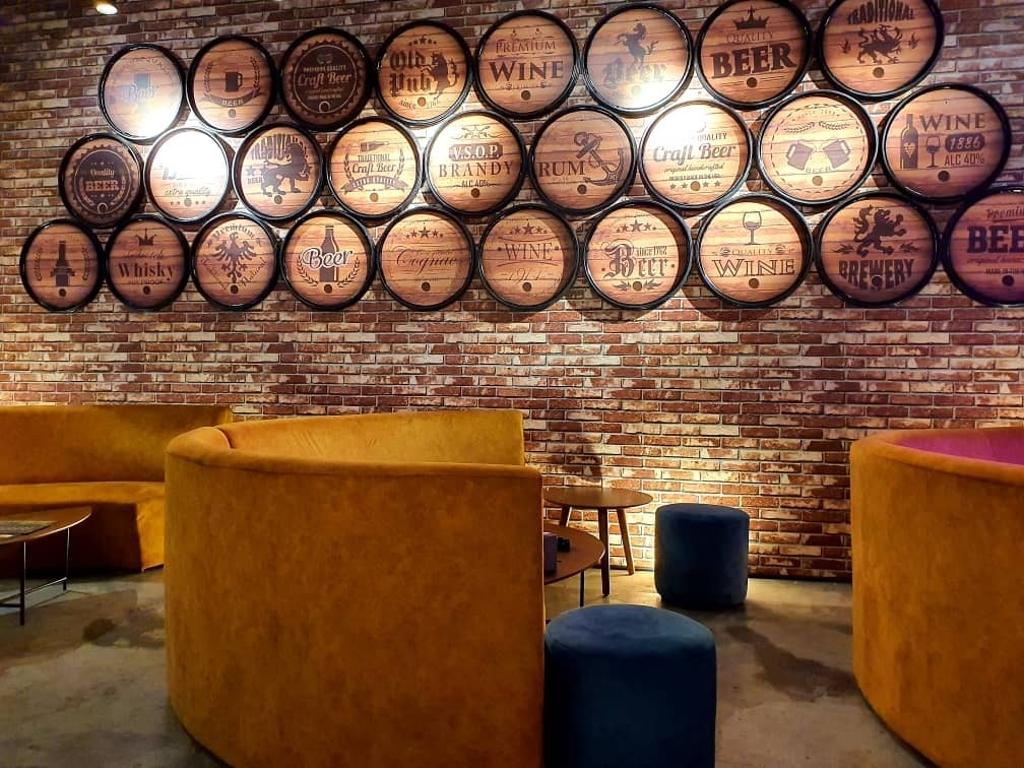 Chill Out Bar & Cafe, Nilai, Commercial, Interior Designer, Odil Interior Design, Industrial