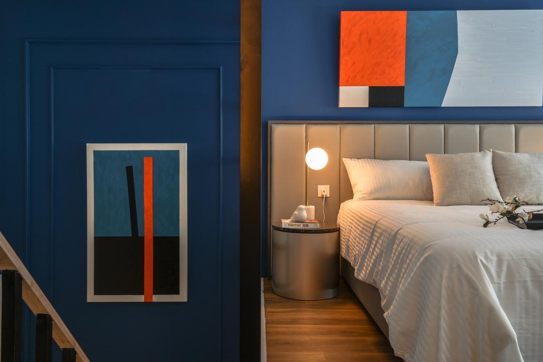 Dorsett Hotel and Residence Duplex by Blaine Robert Design Sdn. Bhd.