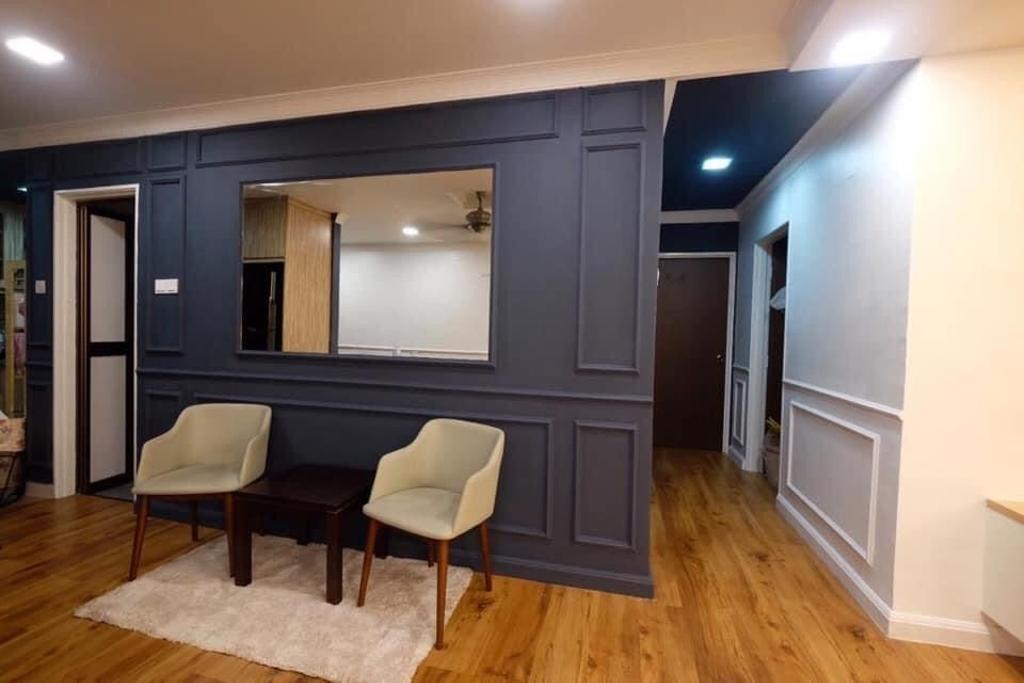Apartment, Alam Idaman, Selangor, Interior Designer, Reqa Lab