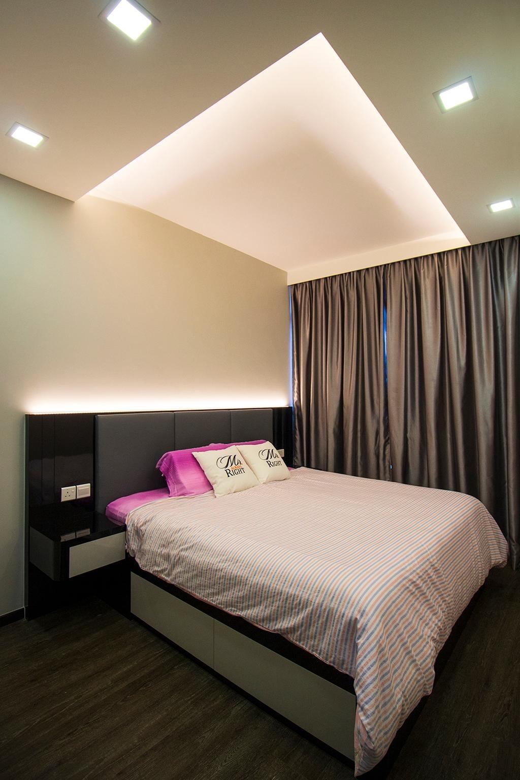 Modern, Condo, Symphony Suites, Interior Designer, Noble Interior Design