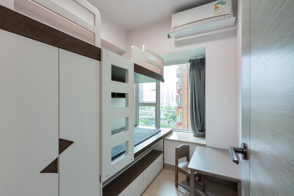 當代, 私家樓, 睡房, 柏慧豪園, 室內設計師, X Ka Design