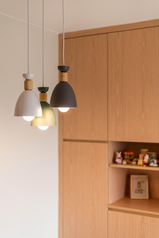 北歐, 公屋/居屋, 天水圍天祐苑, 室內設計師, X Ka Design, 簡約
