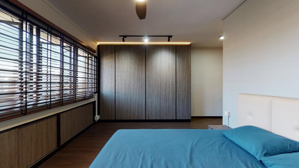 Contemporary, HDB, Bedroom, Tampines Street 82, Interior Designer, Stylemyspace