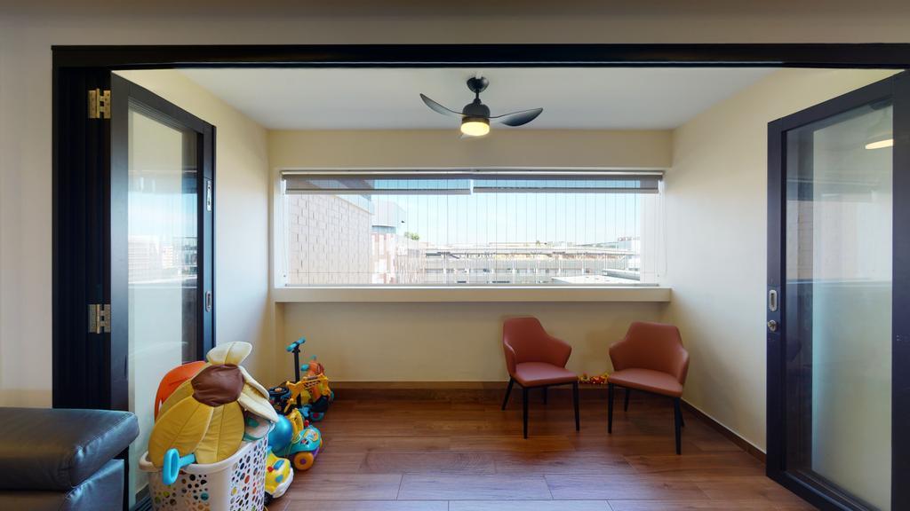 Contemporary, HDB, Balcony, Tampines Street 82, Interior Designer, Stylemyspace