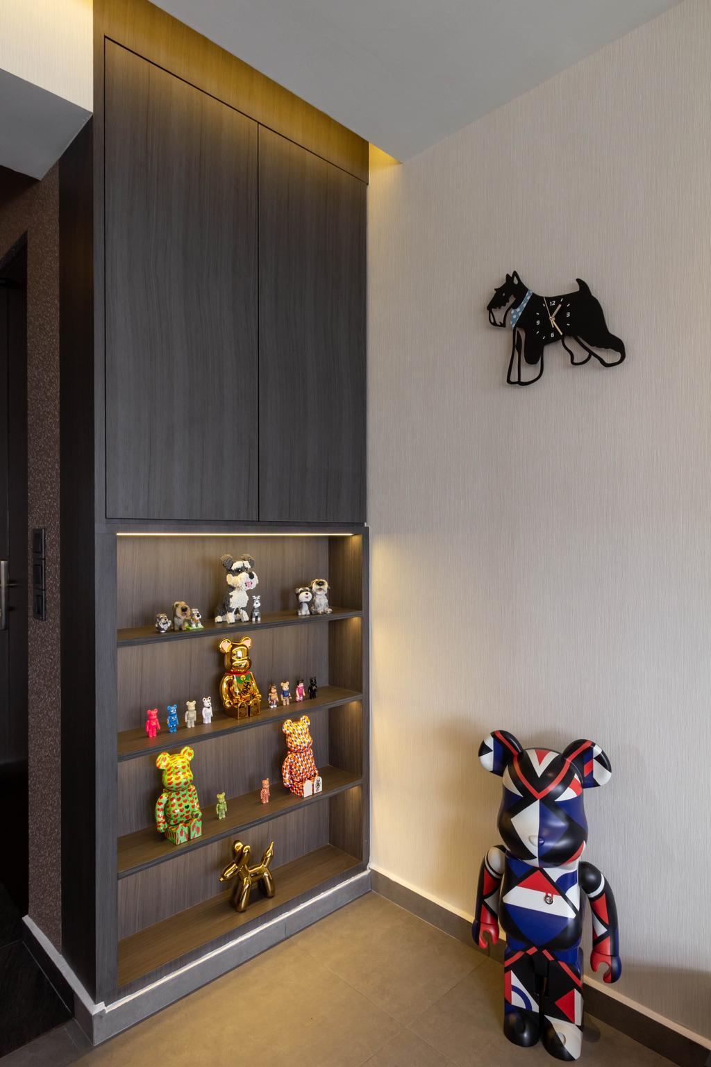 Modern, HDB, Living Room, Dawson Road, Interior Designer, Fineline Design, Contemporary