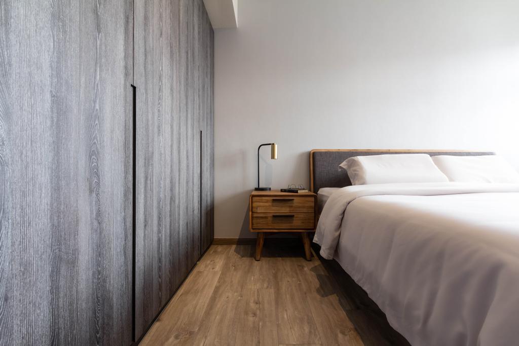 Modern, HDB, Bedroom, Dawson Road, Interior Designer, Fineline Design, Contemporary