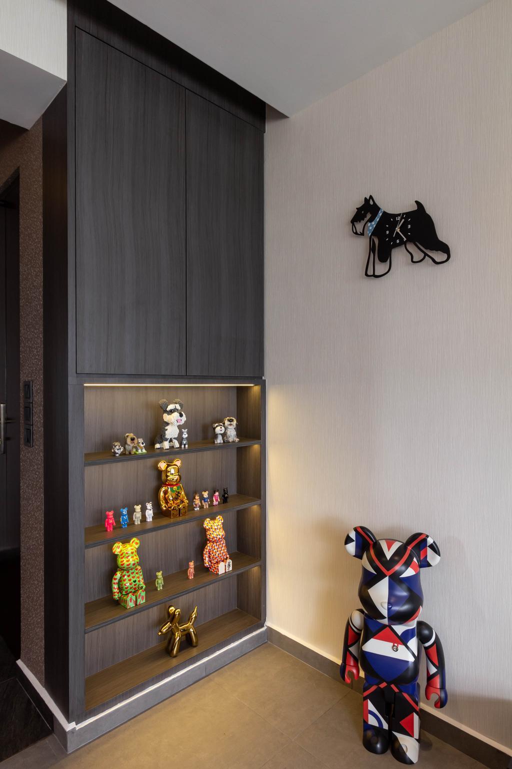 Modern, HDB, Dawson Road, Interior Designer, Fineline Design, Contemporary