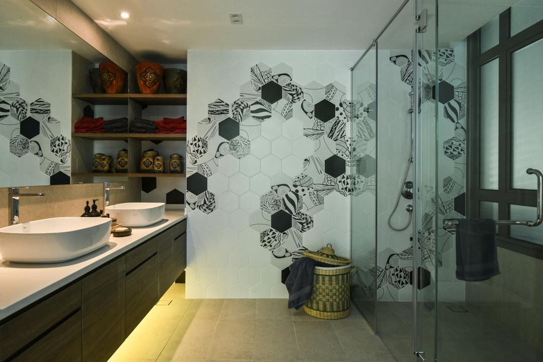 U-Thant Residence, KL by IQI Concept Interior Design & Renovation