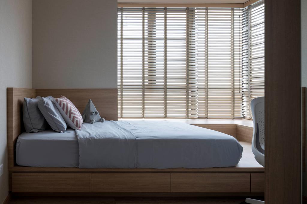 Contemporary, Condo, Bedroom, The Infiniti, Interior Designer, Briey Interior