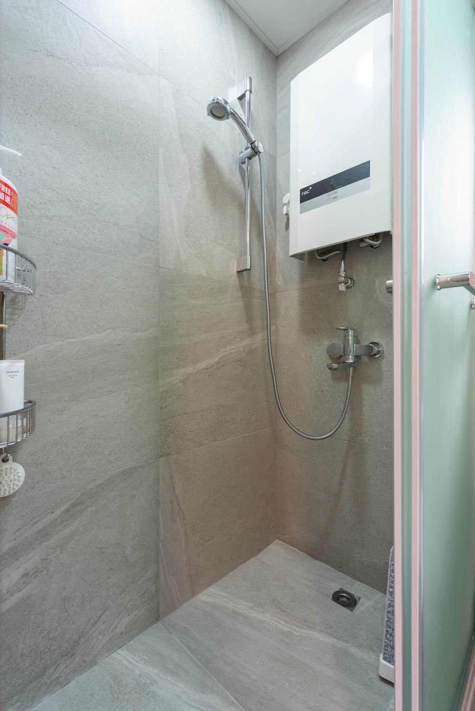 北歐, 公屋/居屋, 浴室, 天水圍天祐苑, 室內設計師, X Ka Design, 簡約