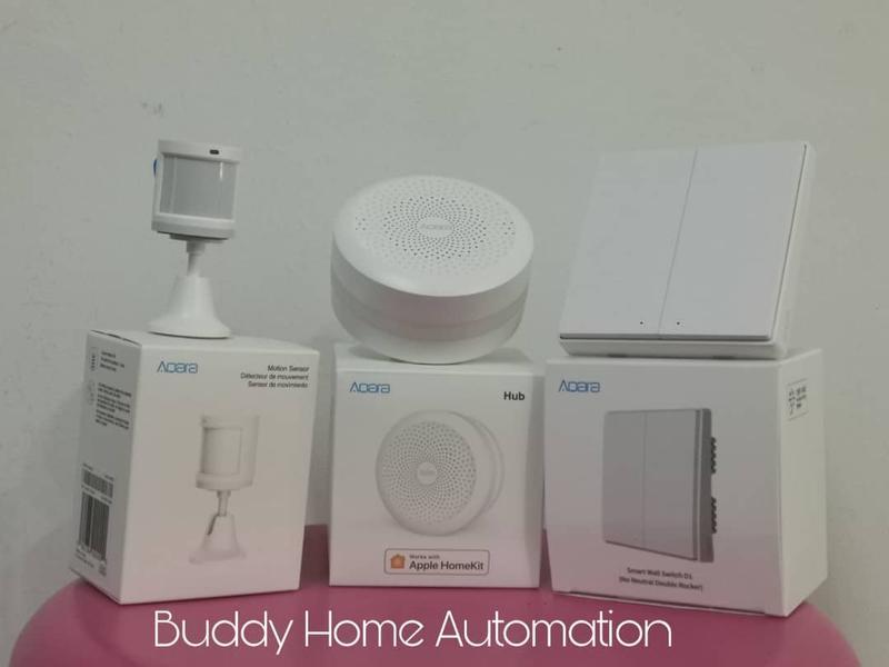 Buddy Home Automation