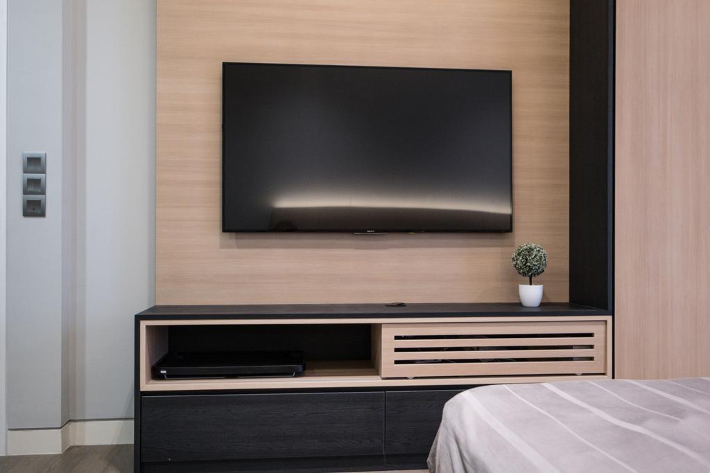 Modern, Landed, Bedroom, Nim Collection, Interior Designer, United Team Lifestyle