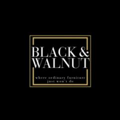 Black & Walnut