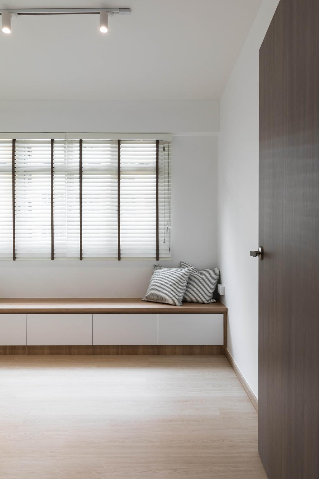 Scandinavian, HDB, Study, Pasir Ris Street 51, Interior Designer, ELPIS Interior Design