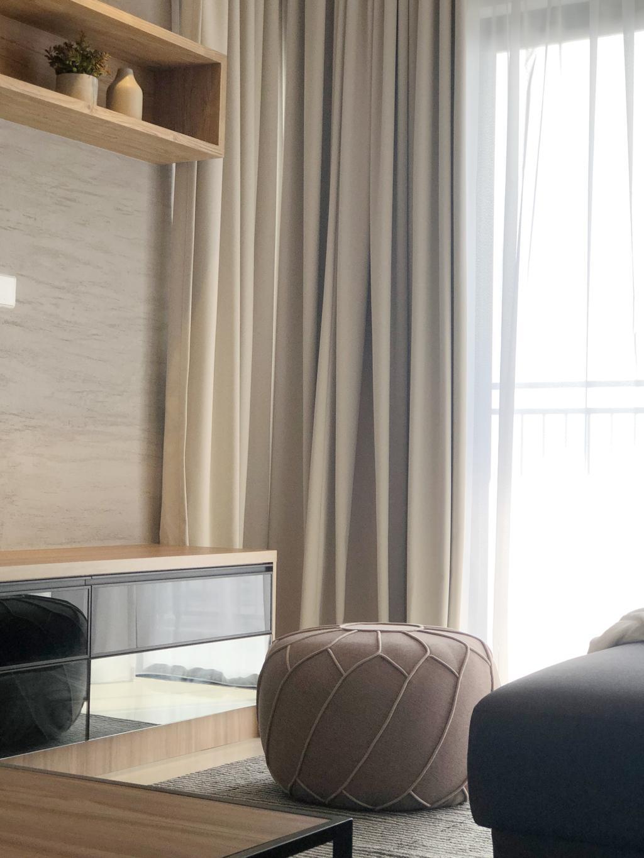 Modern, Condo, Living Room, Sierramas Height, Sungai Buloh, Interior Designer, Josh Thompson Interiors, Contemporary
