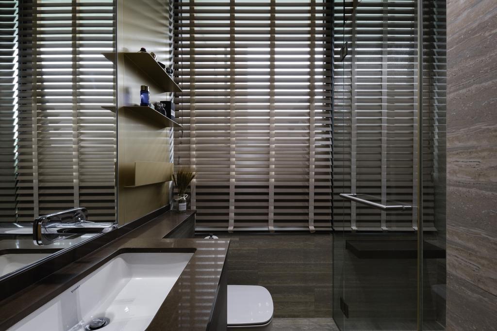 Contemporary, Condo, Bathroom, The Crest, Interior Designer, Posh Home, Modern