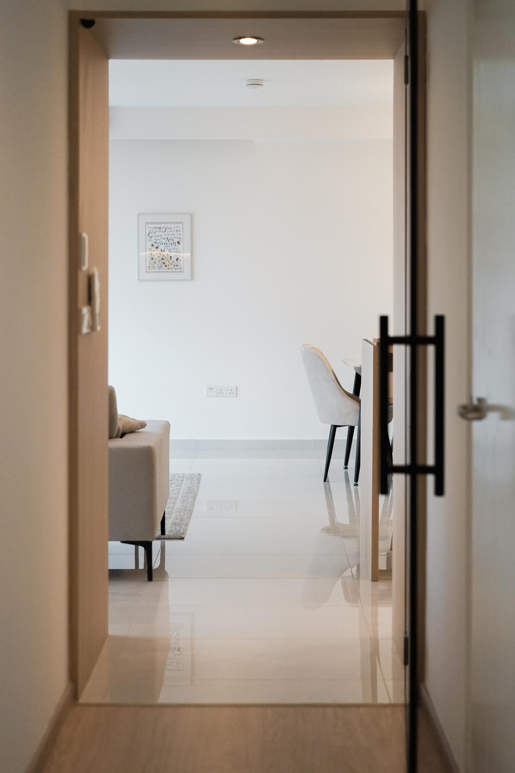 Scandinavian, Condo, The Havre, Bukit Jalil, Interior Designer, Doubble Interior Associates