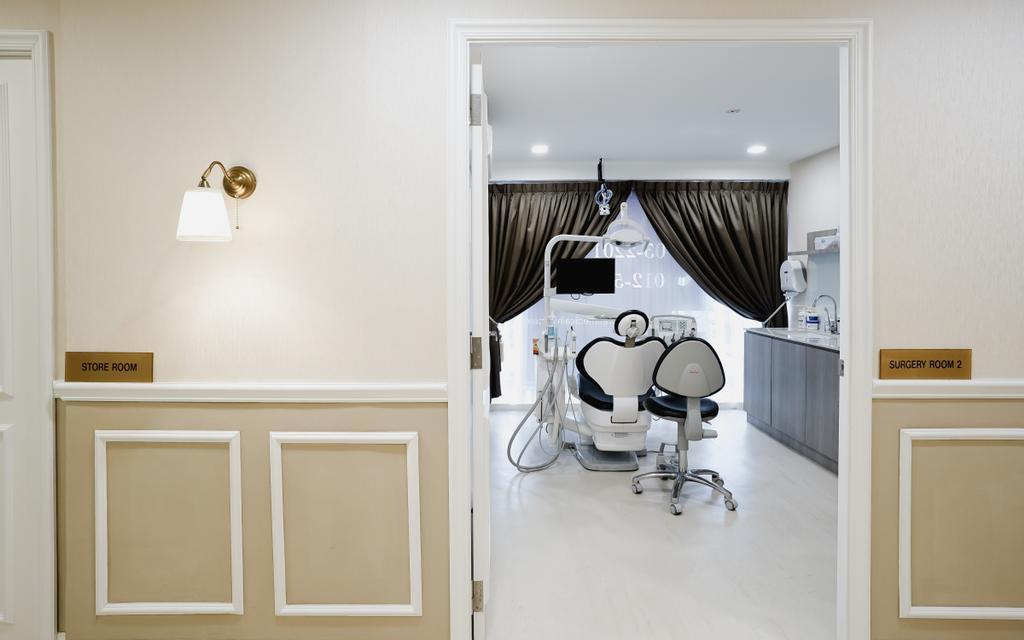 Boren Clinic, Bangsar, Commercial, Interior Designer, Doubble Interior Associates, Modern