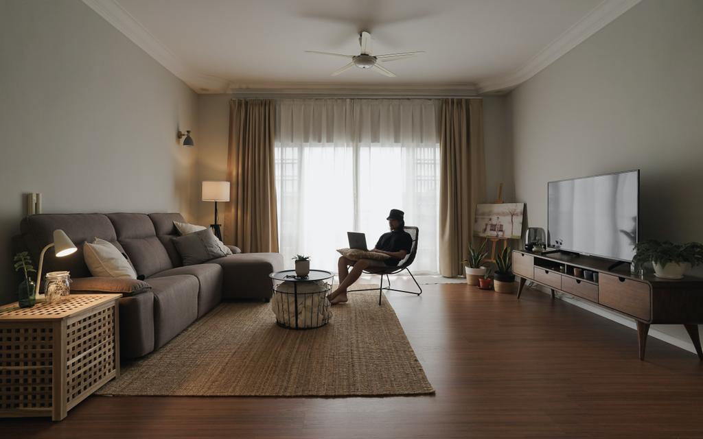 Prima Midah Height, Cheras by Doubble Interior Associates