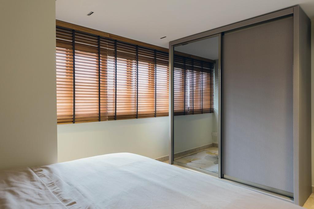 Modern, HDB, Bedroom, Whampoa Drive, Interior Designer, Colourbox Interior