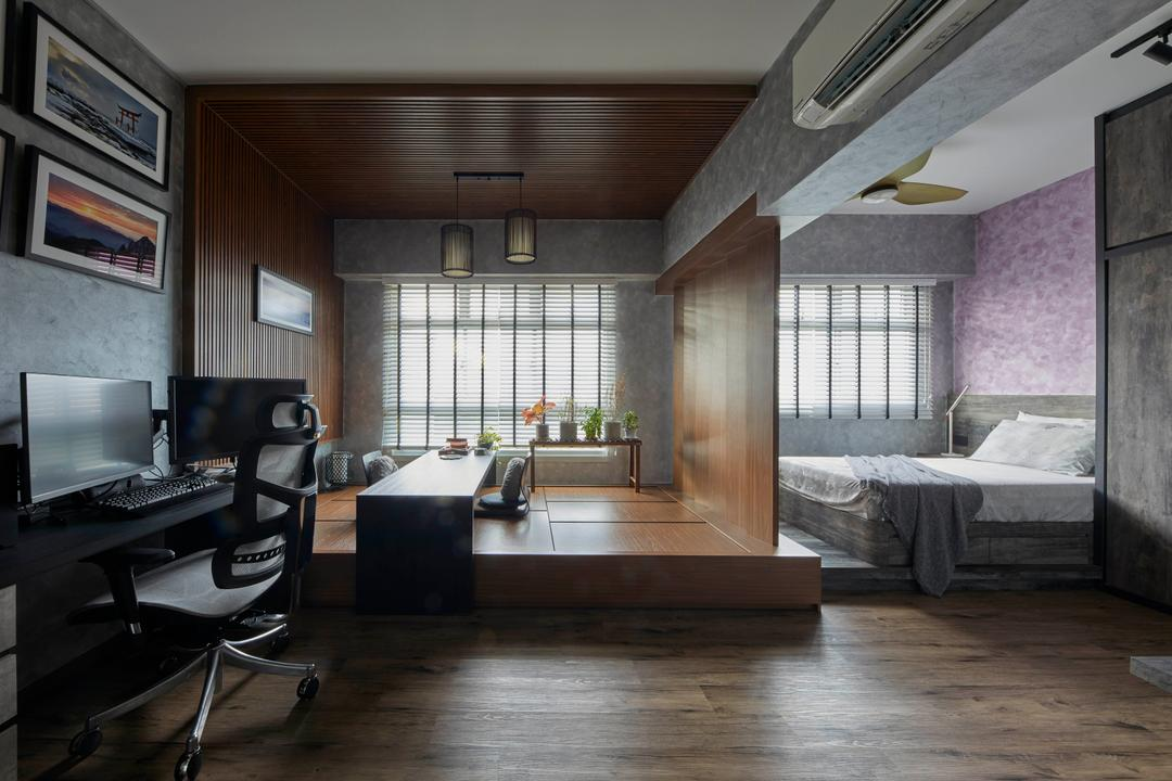 Canberra Street by SHE Interior