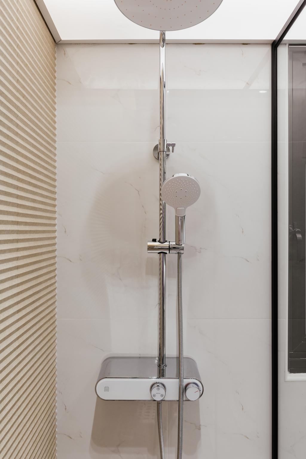 Modern, HDB, Bathroom, Sengkang West Road, Interior Designer, 96 Designers Group