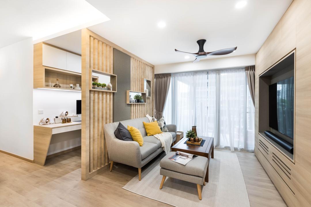Tampines Central 7 by U-Home Interior Design