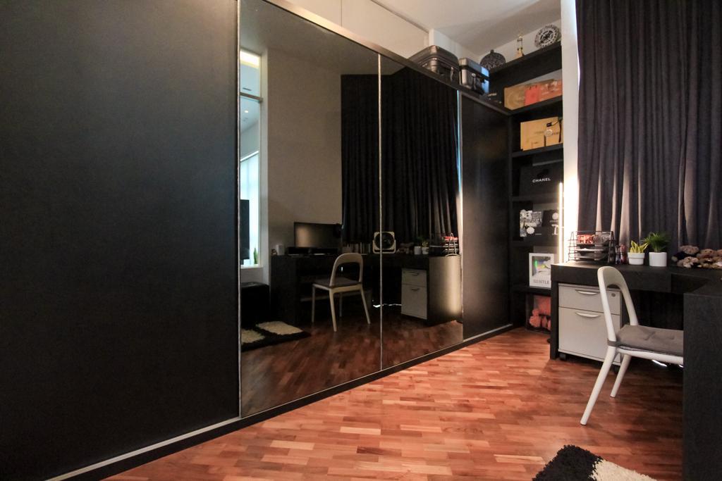 Contemporary, Condo, Bedroom, Tanglin Regency, Interior Designer, Design Story