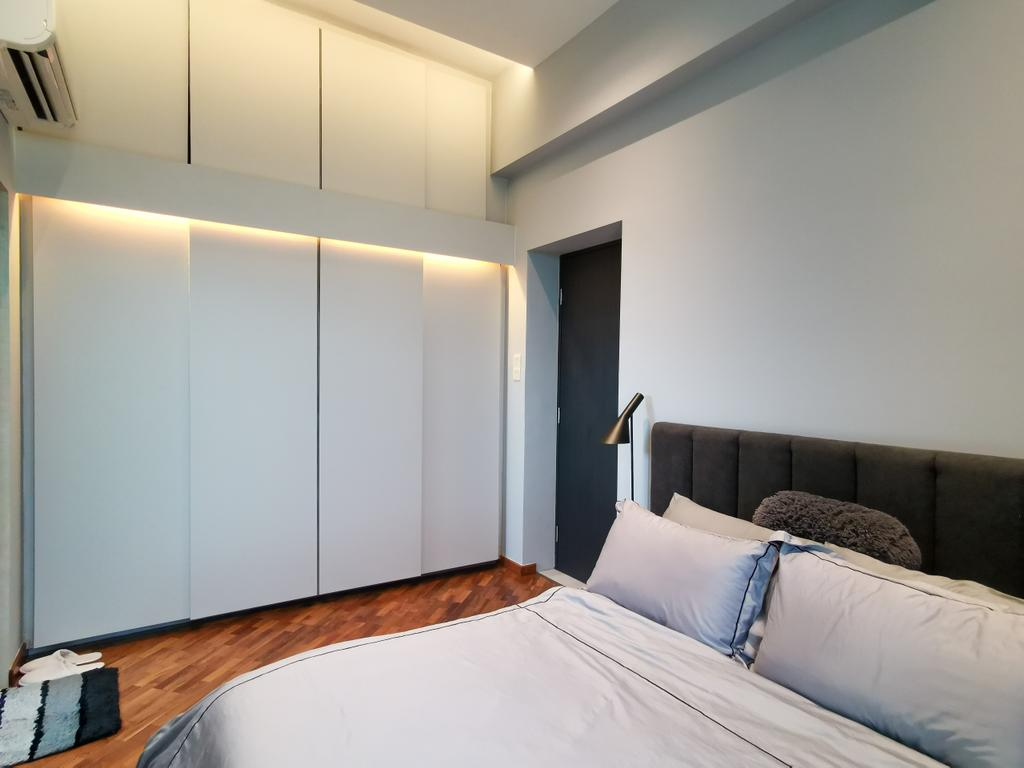Contemporary, Condo, Bedroom, Tanglin Regency, Interior Designer, Design Story
