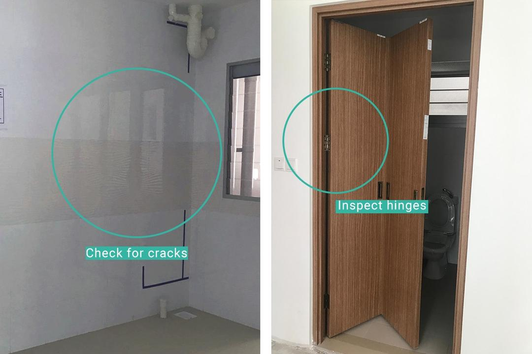 How to Inspect Your New HDB Flat and Rectify Any Defects 7