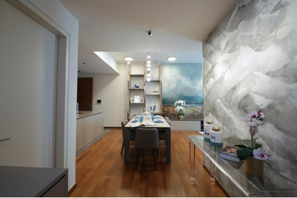 Modern, Condo, The Stonor 3, KLCC, Interior Designer, Curtain City Plus