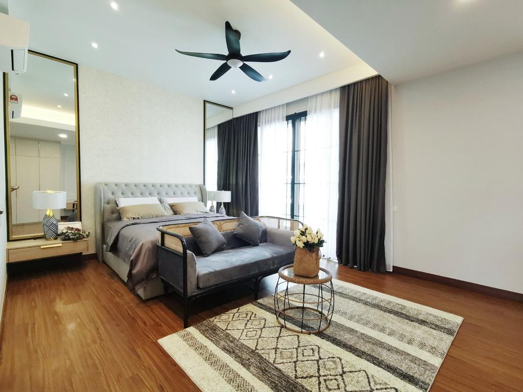 Contemporary, Landed, Hermoso Residences, Kuantan, Interior Designer, Klaasmen Sdn. Bhd.