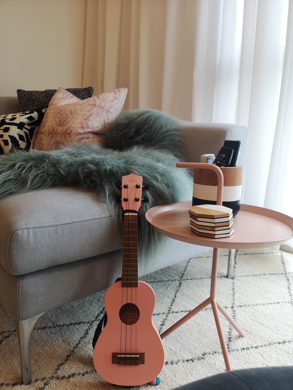 Contemporary, Condo, Living Room, Newton, Interior Designer, Spire Id