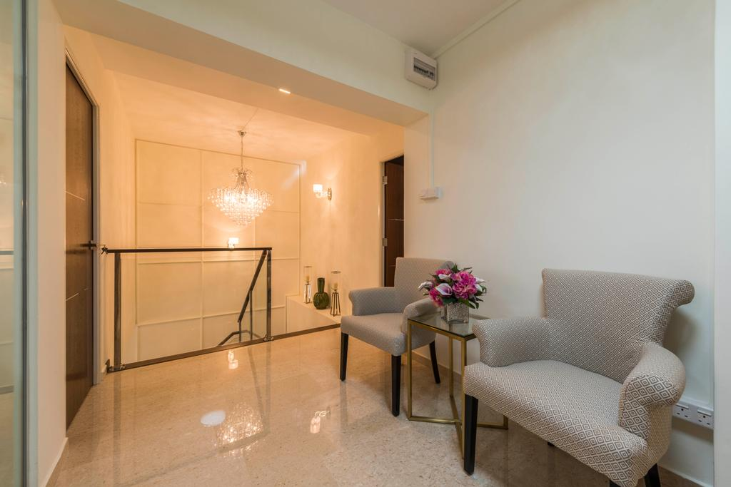 Modern, HDB, Yung Ping Road, Interior Designer, U-Home Interior Design