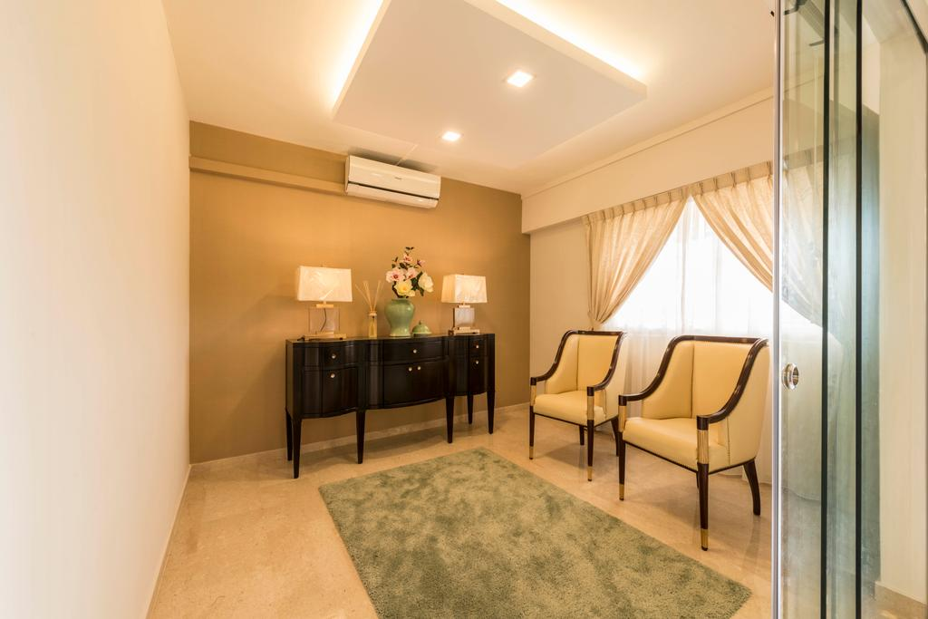Modern, HDB, Living Room, Yung Ping Road, Interior Designer, U-Home Interior Design