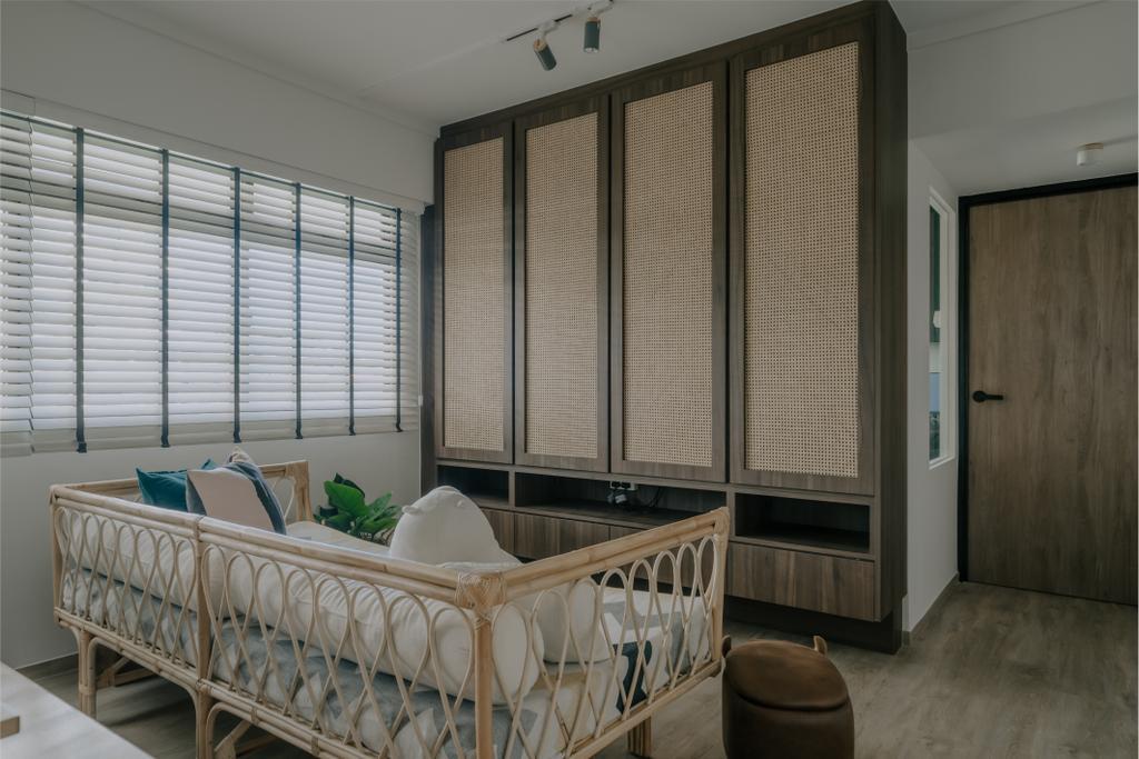 Contemporary, HDB, Living Room, Strathmore Avenue, Interior Designer, Key Concept