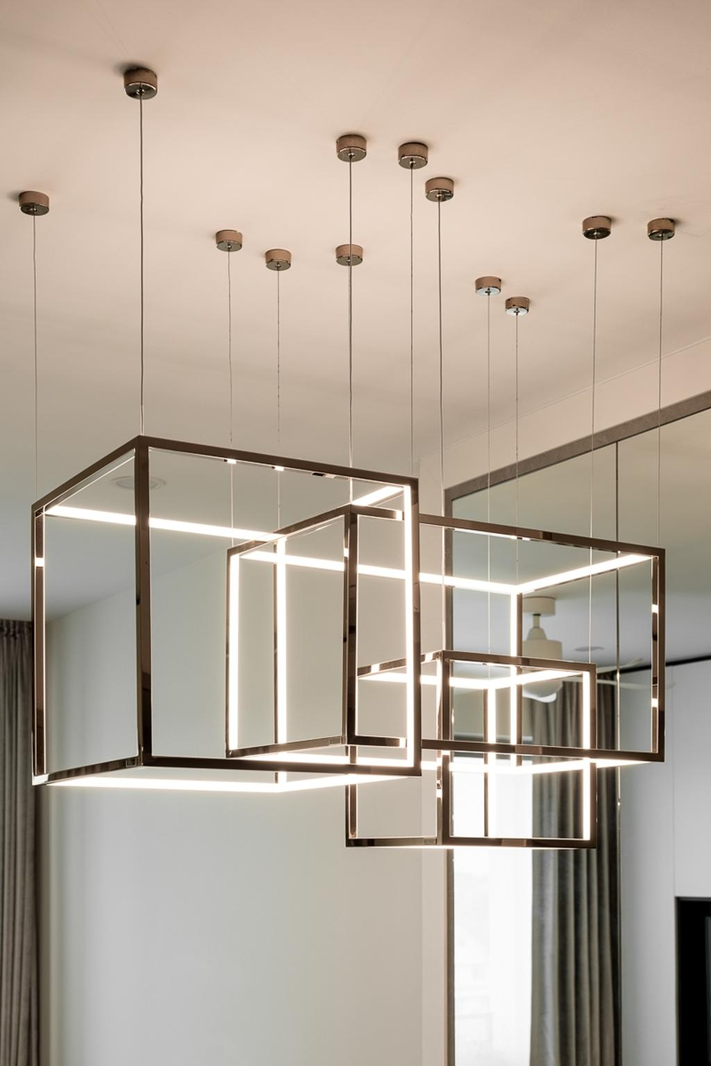 Modern, Condo, Dining Room, Sunhaven, Interior Designer, Anhans Interior Design