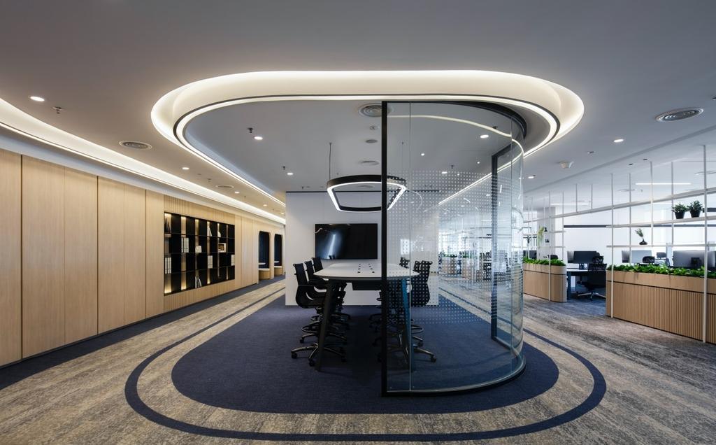 The Suave, Hannover RE, Commercial, Interior Designer, Box Design Studio Sdn Bhd, Contemporary