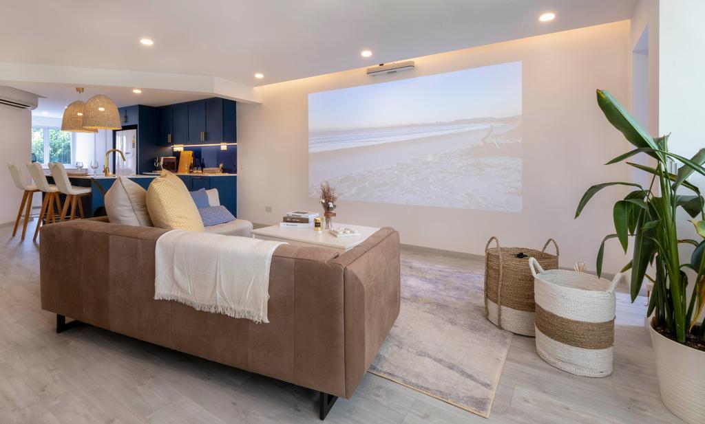Scandinavian, HDB, Living Room, Potong Pasir, Interior Designer, Starry Homestead