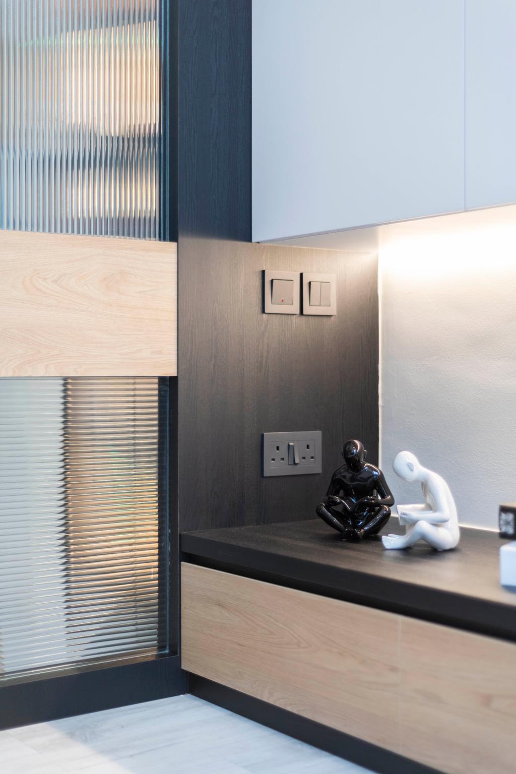 Modern, HDB, Sky Terrace @ Dawson, Interior Designer, Meter Square, Contemporary