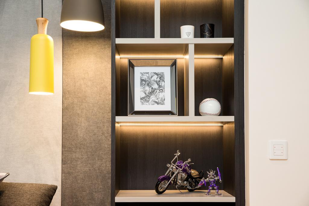 Contemporary, Condo, SERAI, Bukit Bandaraya, Interior Designer, MIL Design & Construction