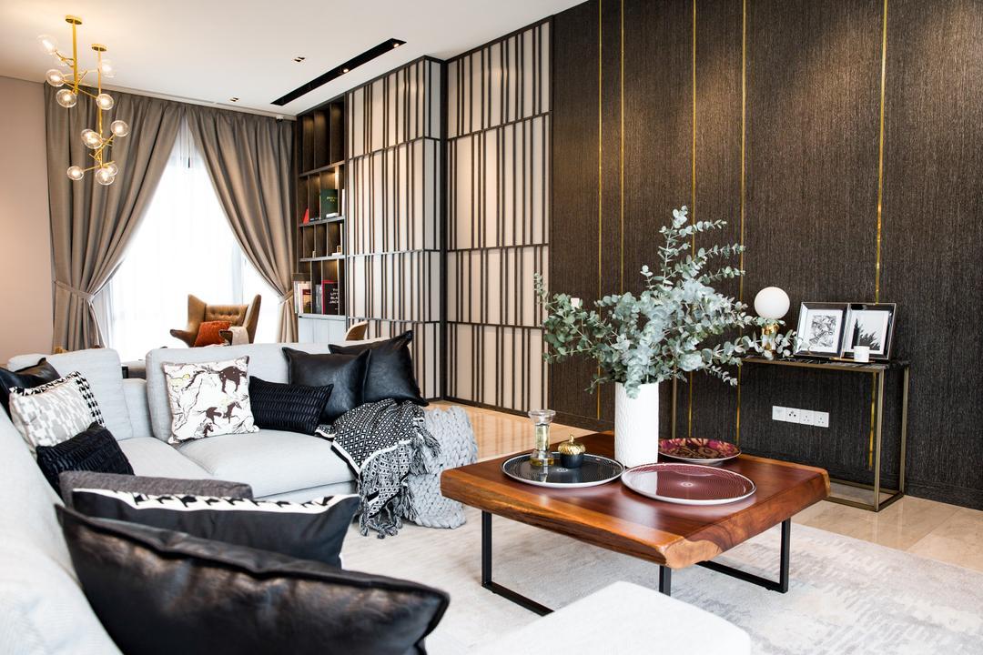 SERAI, Bukit Bandaraya by MIL Design & Construction