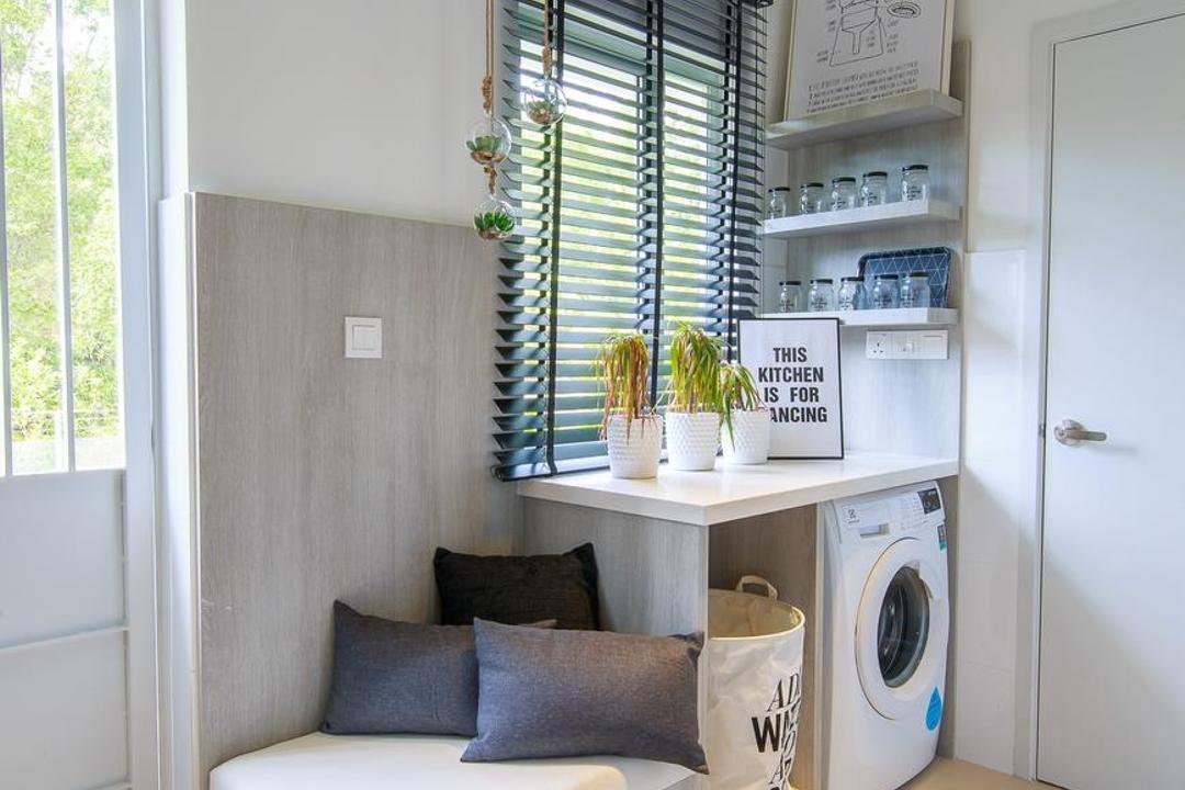 Hanna Home, Jadehills Kajang by MIL Design & Construction