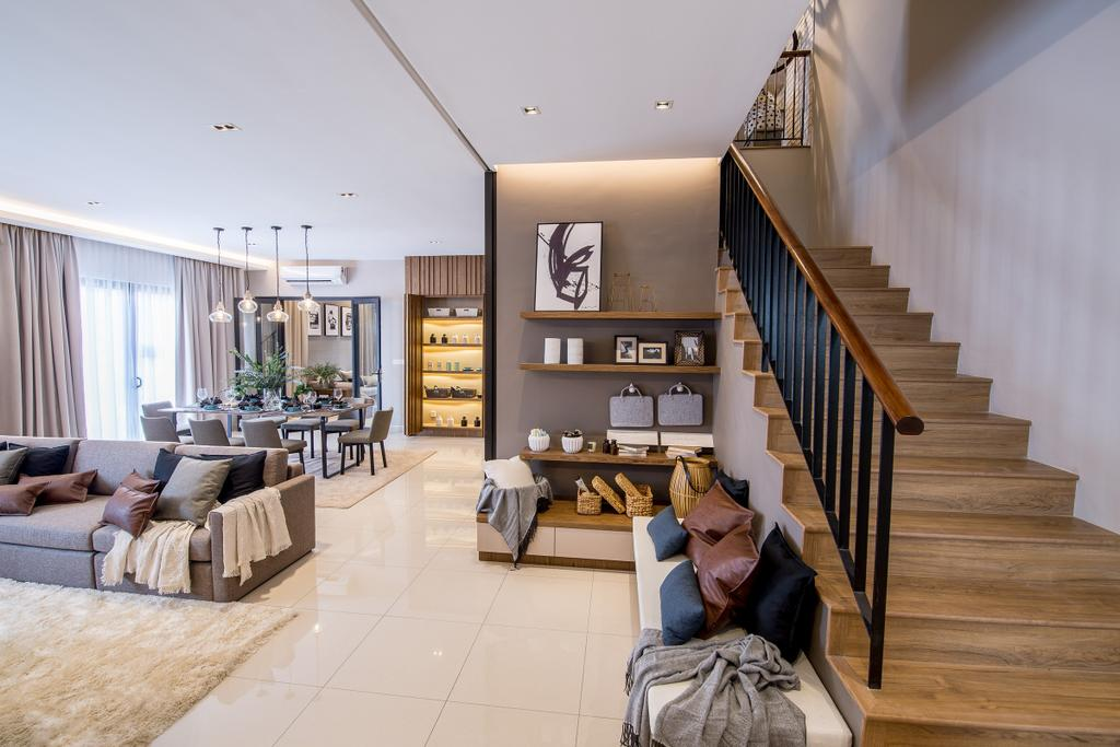 Domus Semi-D, Twentyfive.7 Kota Kemuning by MIL Design & Construction